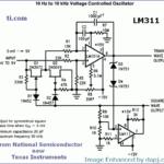 LM311 – Voltage Comparator