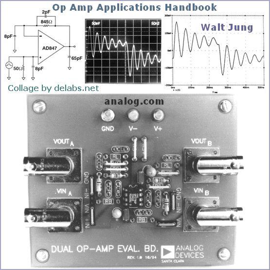 Walt Jung - OpAmp Applications Handbook