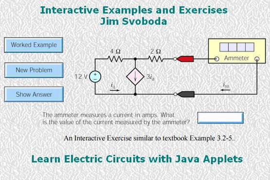 Interactive Examples and Exercises - Jim Svoboda