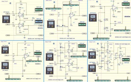 Analog Op-Amp Circuits