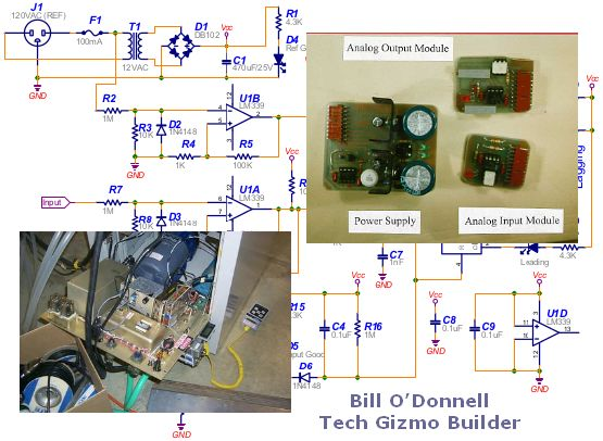 Bill Tech Gizmo Builder