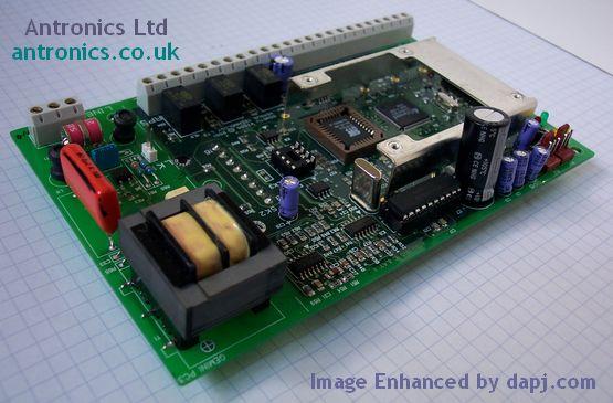 Antronics Ltd - Project Design Portfolio