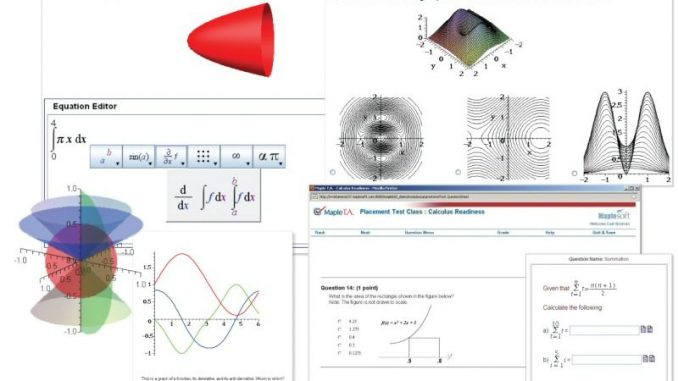 Maplesoft Tools for Engineering Design