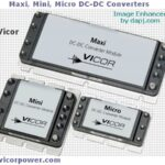 Vicor DC-DC Converters and Power Supplies