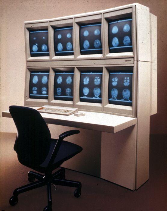 Siemens Console 1988