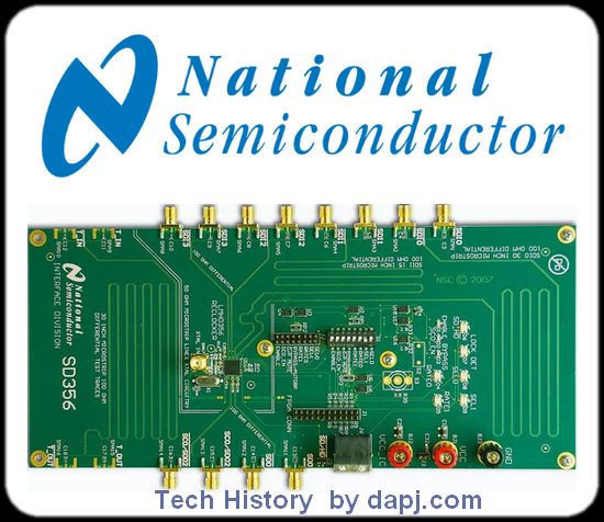 National Semiconductor is part of TI