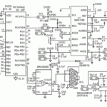 MAX1169 ADC and PIC Microcontroller