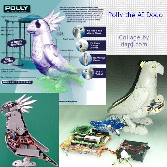 AI Dodo with a Wikipedia Brain