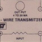 Mini RTD Pt100 Three Wire Transmitter