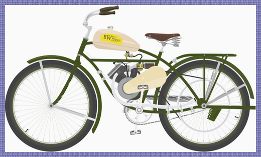 The Motor Bicycle