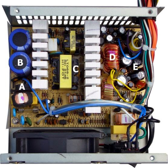 Power Electronics Section - delabs
